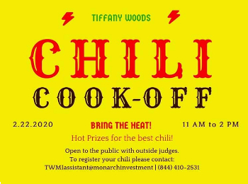 Tiffany Woods Chili Cookoff 2020