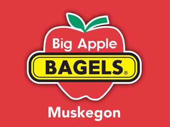 Big Apple Bagels - Apple Ave., Muskegon